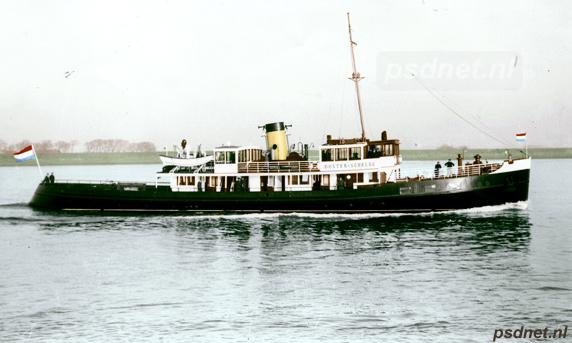 Ooster-Schelde 1933