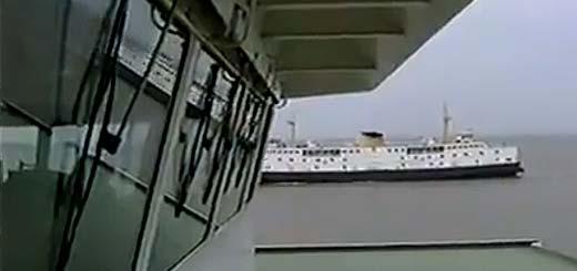 Video PSD-veerboot Prins Willem-Alexander in 2003