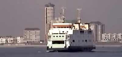 Video Vlissingen-Breskens Prinses Juliana 2002