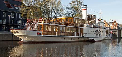 Voormalige PSD-veerboot Westerschelde