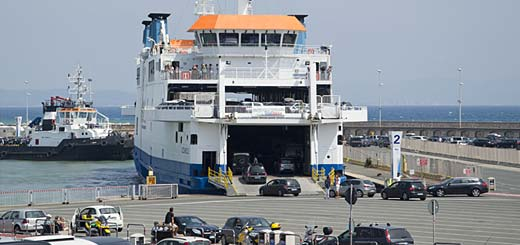 Video voormalige PSD-boot Italië