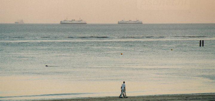 Strand-veerboten
