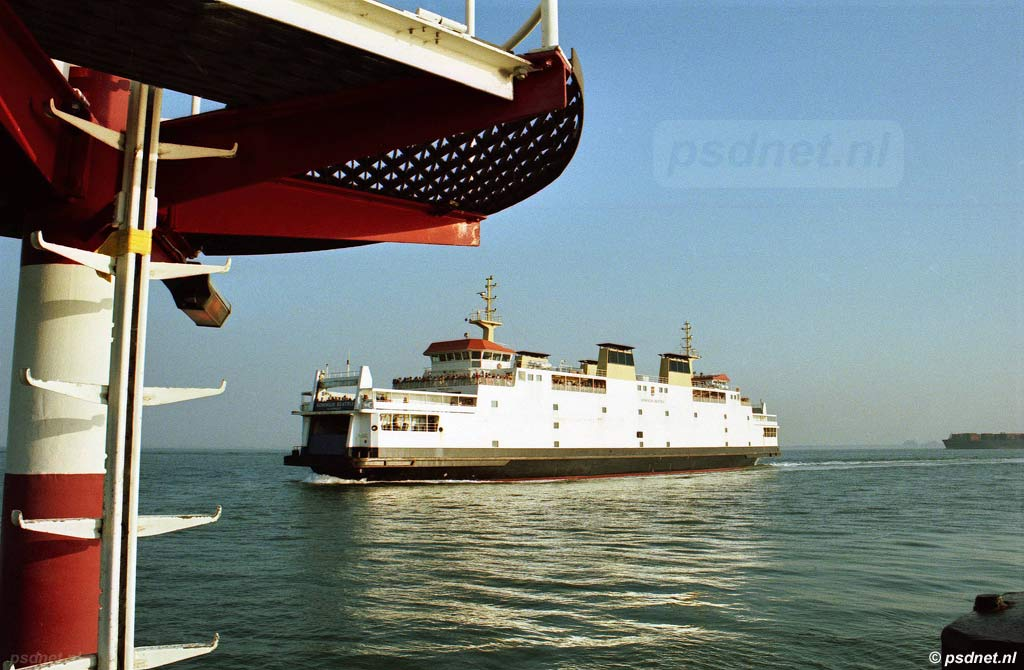 KBX bij het havenhoofd