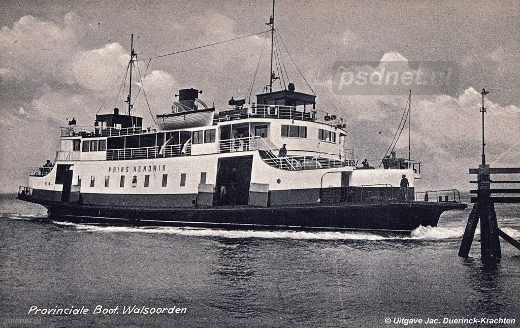 Prov. boot in Walsoorden