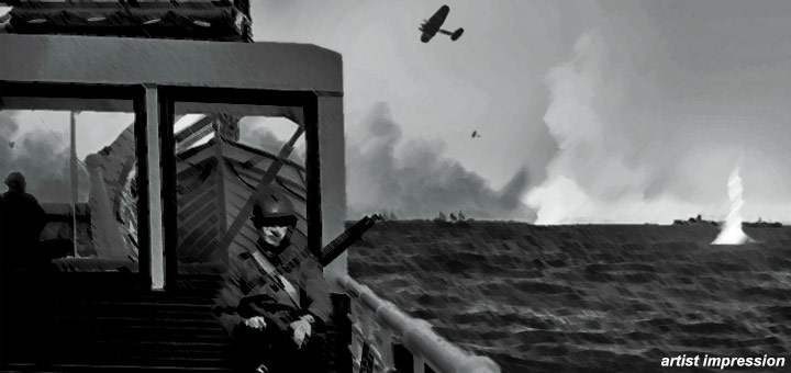 De PSD in mei 1940