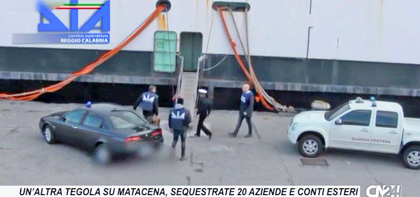 Amedeo Matacena maffia