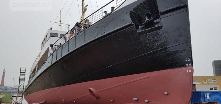 Estrella in IJmuiden in 2018 (2)
