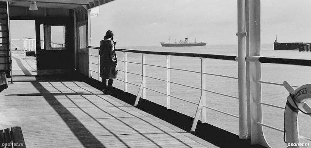 Mooiste promenadedek veerboot Zeeland