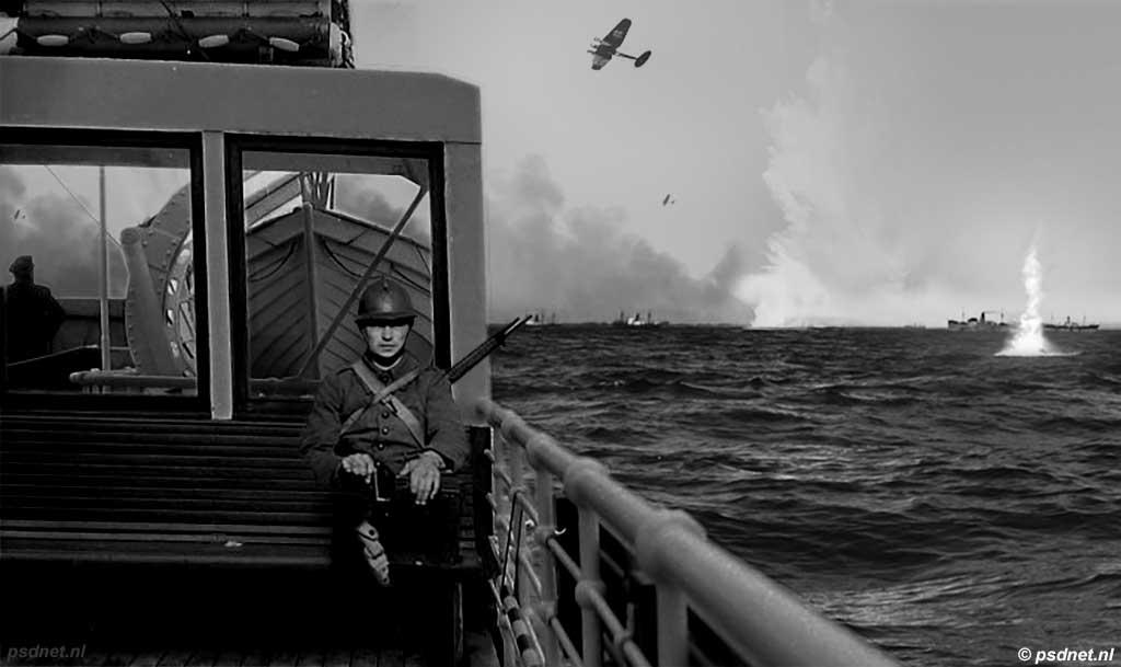 Meidagen-1940-Westerschelde