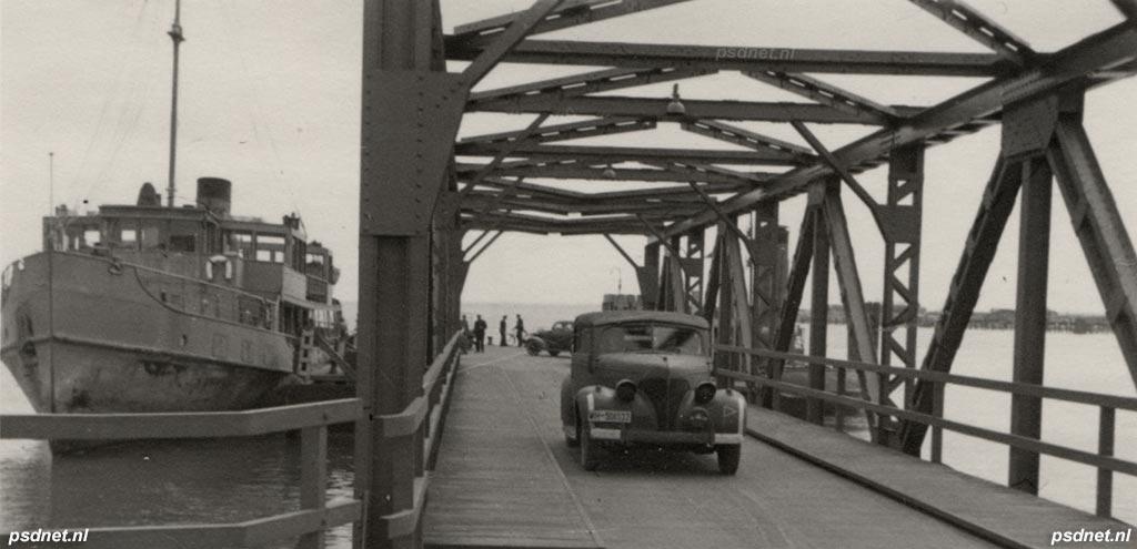 Veerboot-Emma-Tweede-Wereldoorlog
